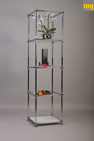 Glass rack / Showcase (meroform)