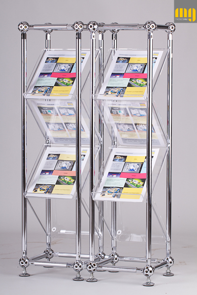 Brochure-rack DUO double (meroform)