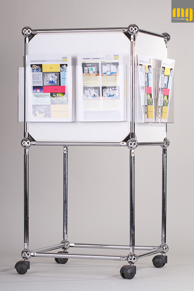 Brochure-rack (meroform)
