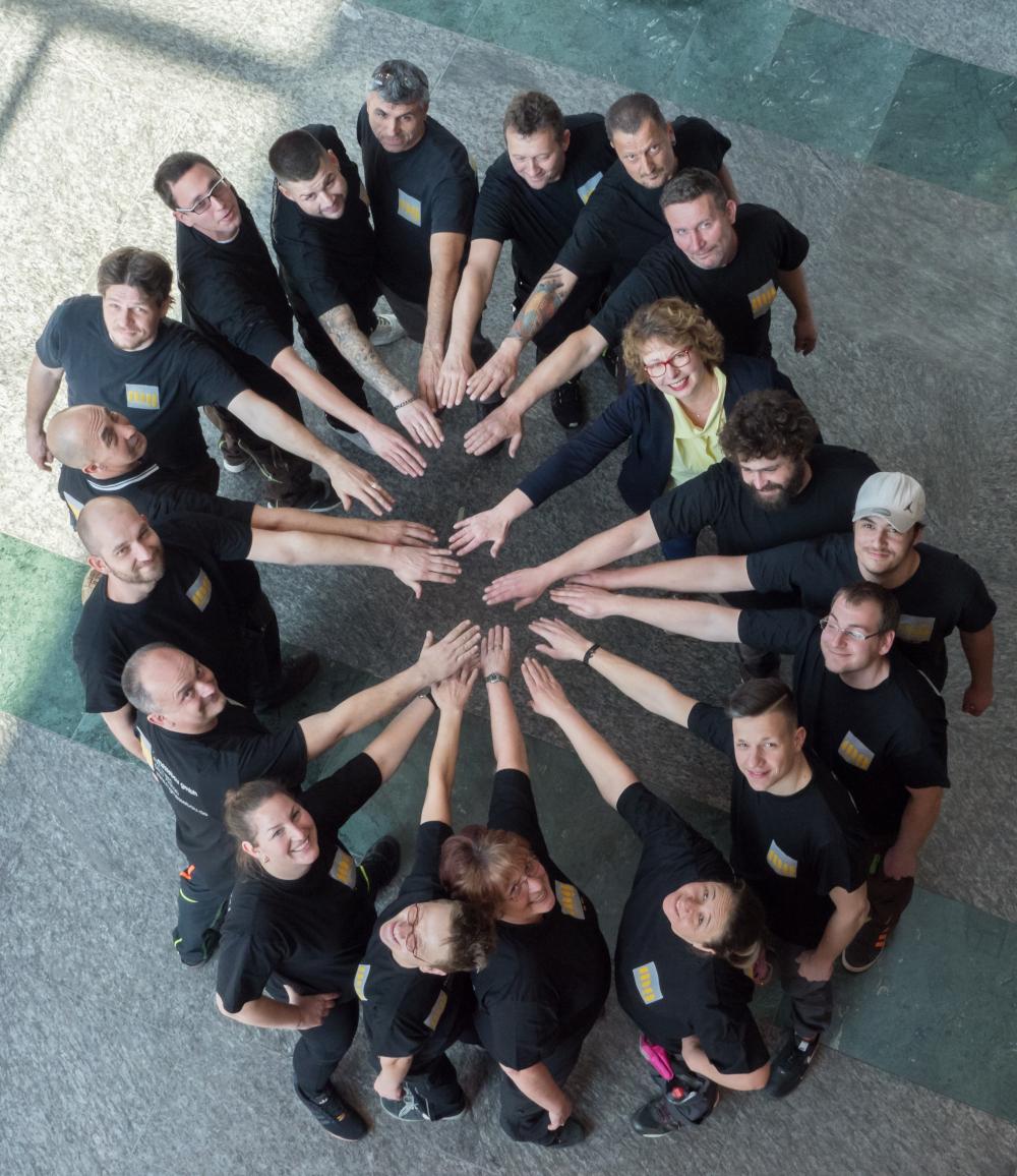 Team mg messebau gmbh mannheim